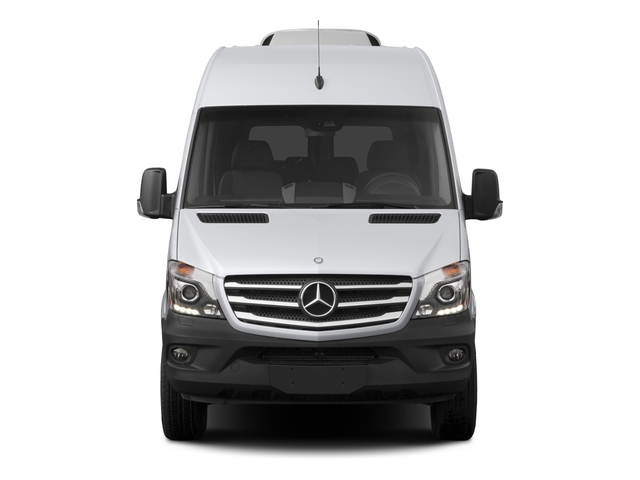 2015 Mercedes-Benz Sprinter Passenger Vans Prices and Values Passenger Van High Roof 4WD front view