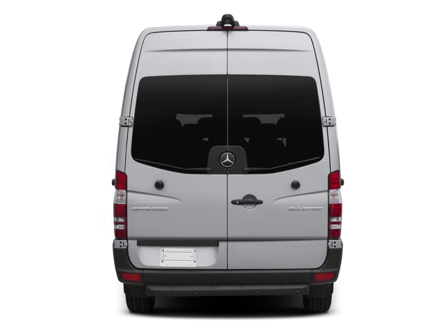 2015 Mercedes-Benz Sprinter Passenger Vans Prices and Values Extended Passenger Van High Roof 4WD rear view