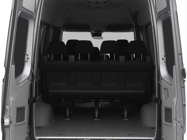 2015 Mercedes-Benz Sprinter Passenger Vans Prices and Values Extended Passenger Van High Roof 4WD open trunk