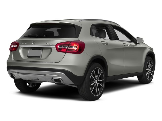 2015 Mercedes-Benz GLA-Class Prices and Values Utility 4D GLA250 2WD I4 Turbo side rear view