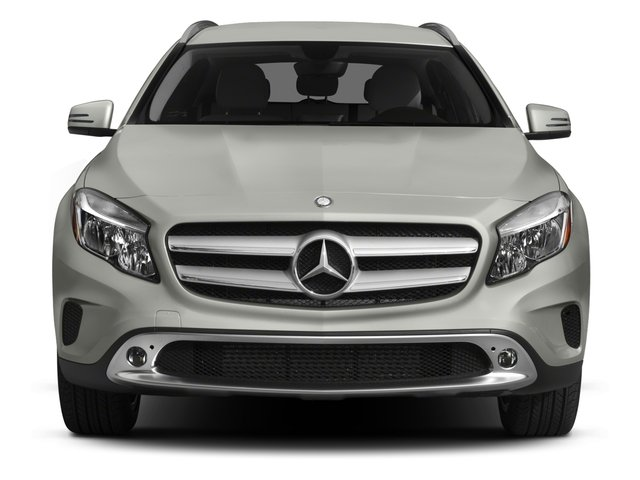2015 Mercedes-Benz GLA-Class Prices and Values Utility 4D GLA250 2WD I4 Turbo front view
