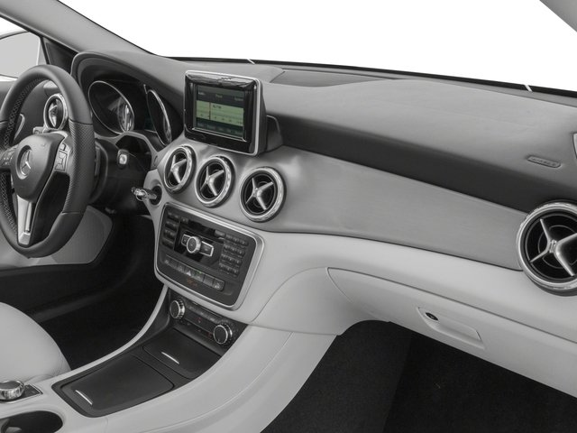2015 Mercedes-Benz GLA-Class Prices and Values Utility 4D GLA250 2WD I4 Turbo passenger's dashboard
