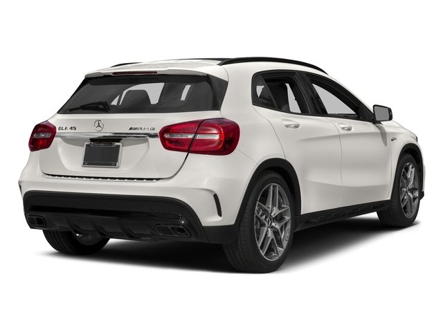 2015 Mercedes-Benz GLA-Class Pictures GLA-Class Utility 4D GLA45 AMG AWD I4 Turbo photos side rear view