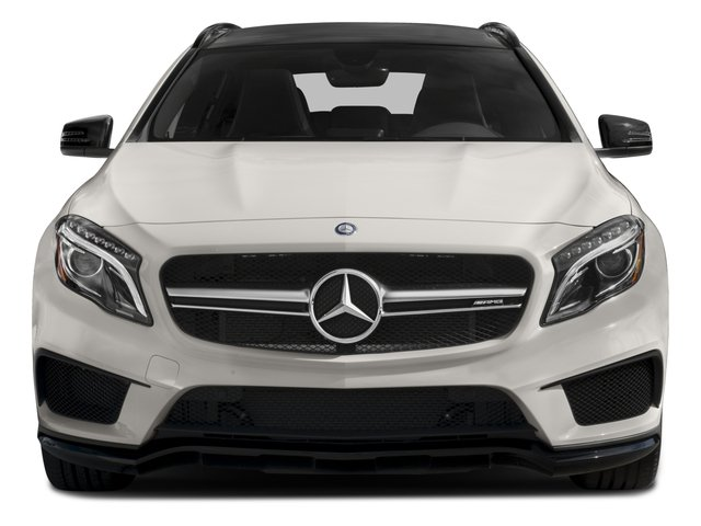 2015 Mercedes-Benz GLA-Class Prices and Values Utility 4D GLA45 AMG AWD I4 Turbo front view
