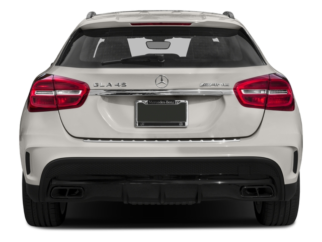 2015 Mercedes-Benz GLA-Class Pictures GLA-Class Utility 4D GLA45 AMG AWD I4 Turbo photos rear view