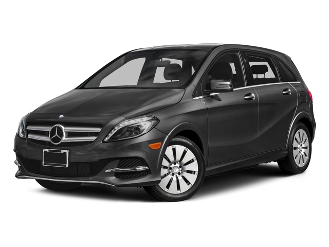 2015 Mercedes-Benz B-Class Prices and Values Hatchback 5D Electric Drive side front view