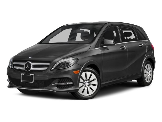 2015 Mercedes-Benz B-Class Pictures B-Class Hatchback 5D Electric Drive photos side front view