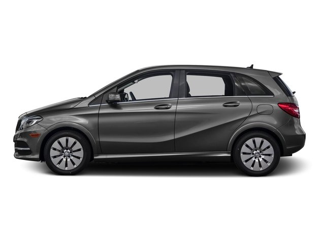 2015 Mercedes-Benz B-Class Prices and Values Hatchback 5D Electric Drive side view