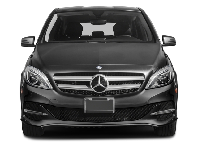 2015 Mercedes-Benz B-Class Prices and Values Hatchback 5D Electric Drive front view