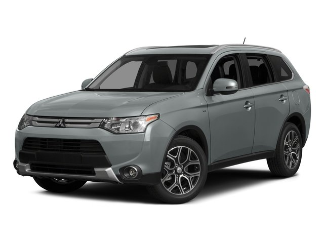 2015 Mitsubishi Outlander Prices and Values Utility 4D ES 2WD I4