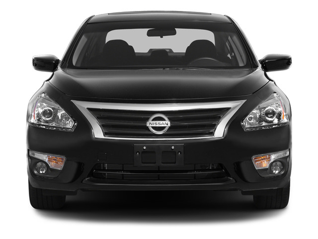 2015 Nissan Altima Prices and Values Sedan 4D SV I4 front view