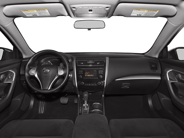 2015 Nissan Altima Prices and Values Sedan 4D SV I4 full dashboard