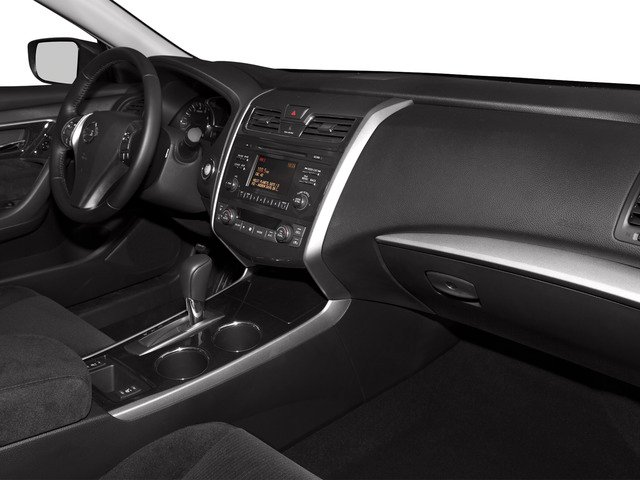 2015 Nissan Altima Prices and Values Sedan 4D SV I4 passenger's dashboard