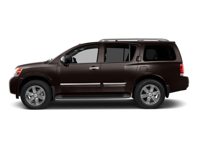 2015 Nissan Armada Prices and Values Utility 4D SL 2WD V8 side view
