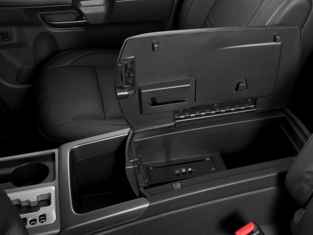 2015 Nissan Armada Prices and Values Utility 4D SL 2WD V8 center storage console