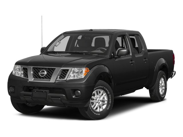 2015 Nissan Frontier Prices and Values Crew Cab SL 2WD