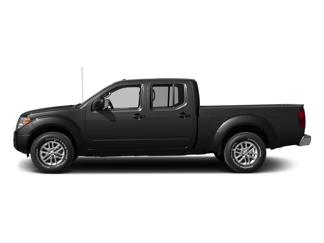 2015 Nissan Frontier Prices and Values Crew Cab SL 2WD side view