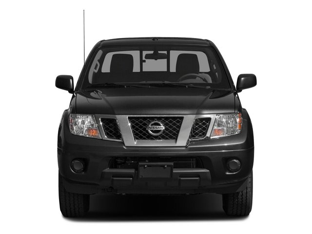 2015 Nissan Frontier Prices and Values Crew Cab SL 2WD front view
