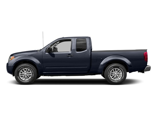 2015 Nissan Frontier Prices and Values King Cab SV 2WD side view