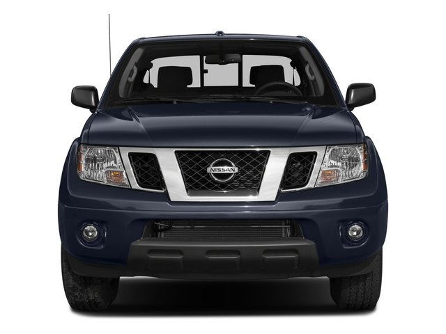 2015 Nissan Frontier Pictures Frontier King Cab PRO-4X 4WD photos front view