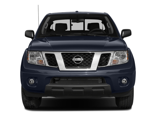 2015 Nissan Frontier Prices and Values King Cab SV 2WD front view