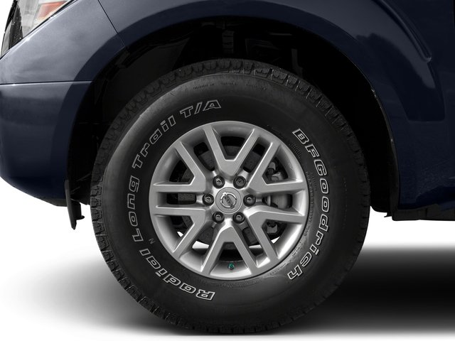 2015 Nissan Frontier Prices and Values King Cab SV 2WD wheel