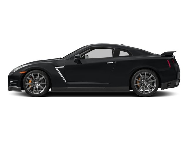 2015 Nissan GT-R Prices and Values Coupe 2D Premium AWD V6 Turbo side view