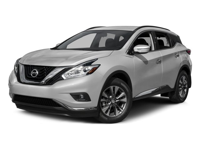 2015 Nissan Murano Pictures Murano Utility 4D SV 4WD V6 photos side front view