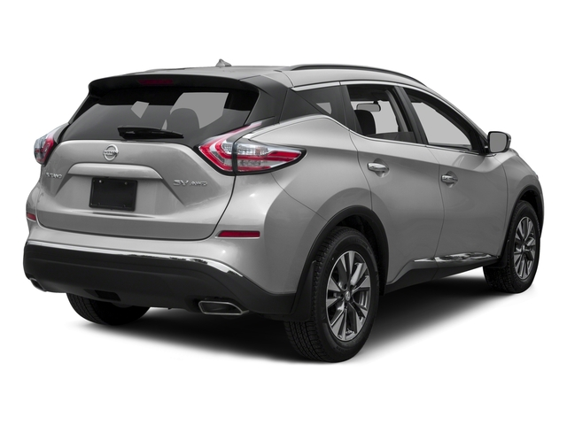 2015 Nissan Murano Prices and Values Utility 4D S AWD V6 side rear view