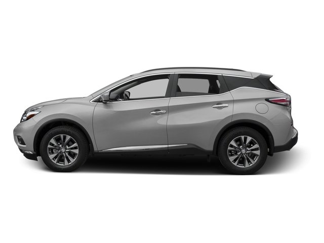 2015 Nissan Murano Pictures Murano Utility 4D S 2WD V6 photos side view