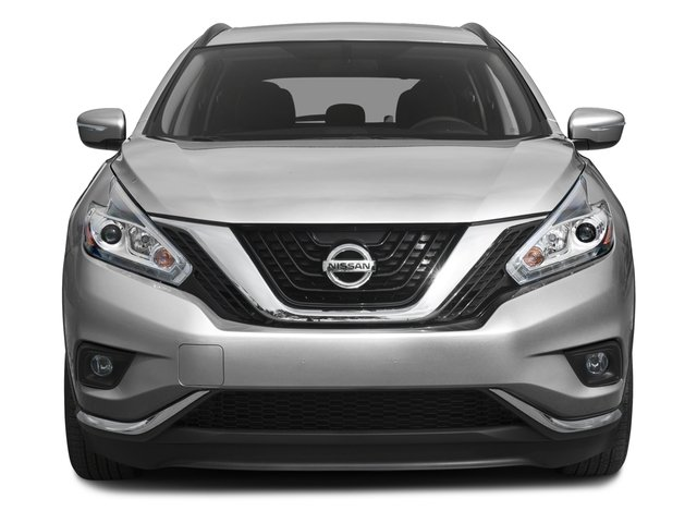 2015 Nissan Murano Prices and Values Utility 4D S AWD V6 front view