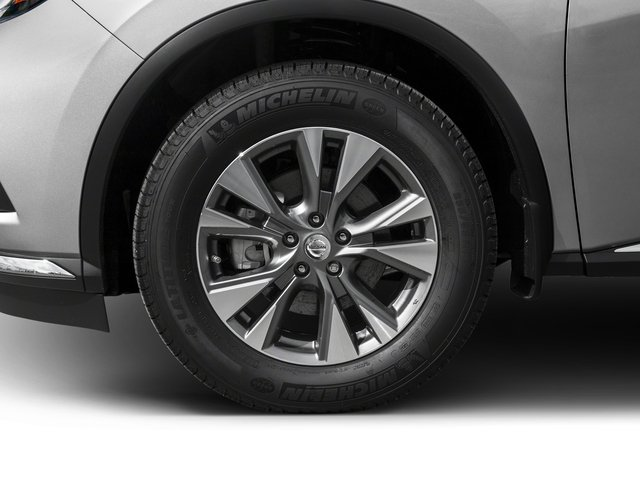 2015 Nissan Murano Pictures Murano Utility 4D S 2WD V6 photos wheel