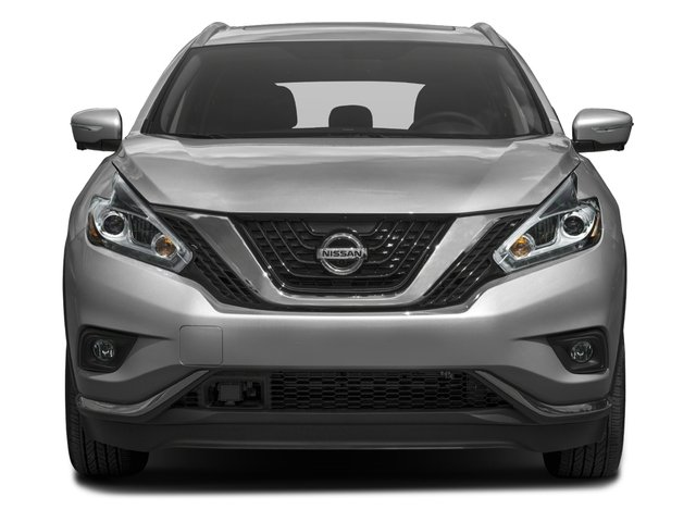 2015 Nissan Murano Prices and Values Utility 4D SL AWD V6 front view