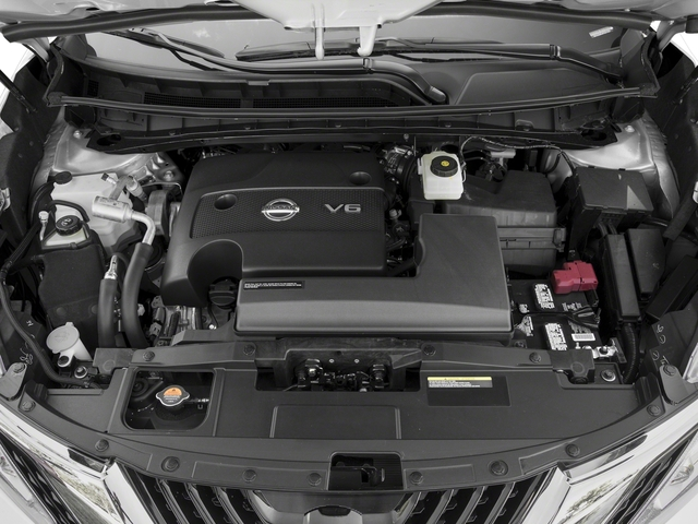 2015 Nissan Murano Prices and Values Utility 4D SL AWD V6 engine