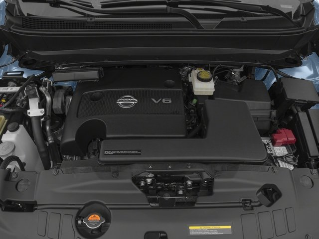 2015 Nissan Pathfinder Prices and Values Utility 4D SV 4WD V6 engine