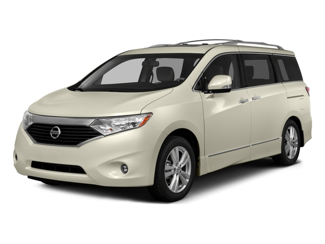 2015 Nissan Quest Prices and Values Wagon 5D S V6