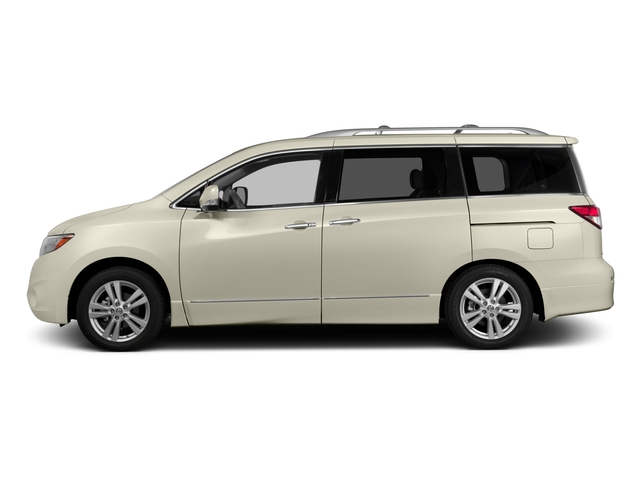 2015 Nissan Quest Prices and Values Wagon 5D S V6 side view