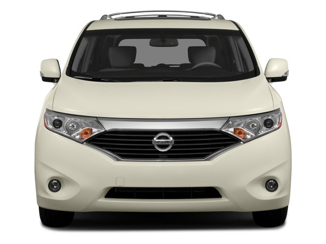 2015 Nissan Quest Prices and Values Wagon 5D S V6 front view