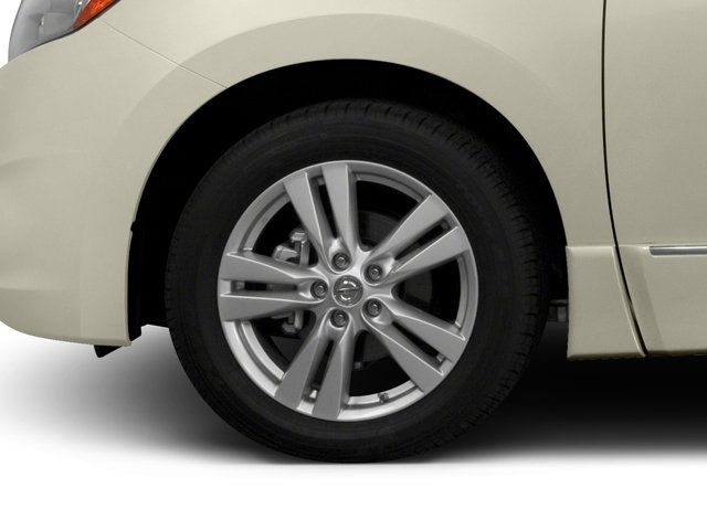 2015 Nissan Quest Prices and Values Wagon 5D S V6 wheel