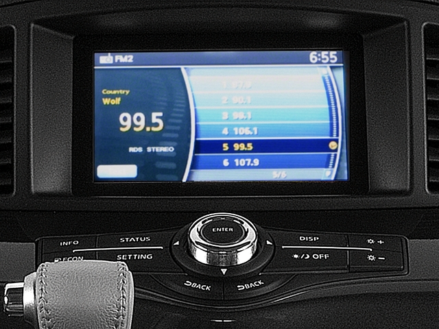 2015 Nissan Quest Prices and Values Wagon 5D S V6 navigation system