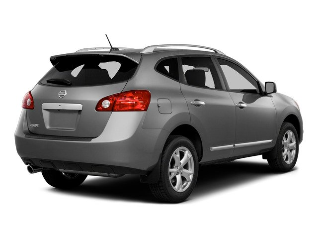 2015 Nissan Rogue Select Prices and Values Utility 4D S 2WD I4 side rear view