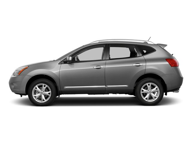 2015 Nissan Rogue Select Prices and Values Utility 4D S 2WD I4 side view