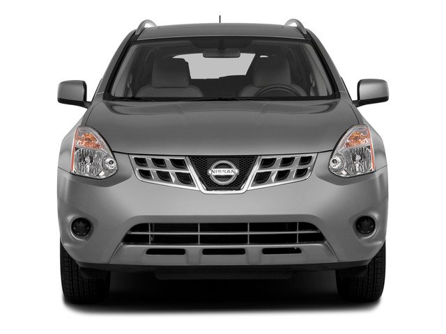 2015 Nissan Rogue Select Prices and Values Utility 4D S 2WD I4 front view