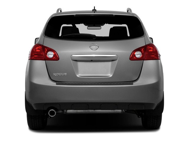 2015 Nissan Rogue Select Prices and Values Utility 4D S 2WD I4 rear view