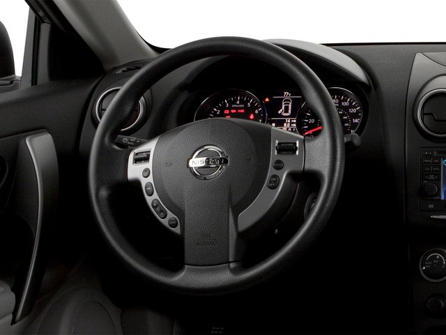 2015 Nissan Rogue Select Prices and Values Utility 4D S 2WD I4 driver's dashboard