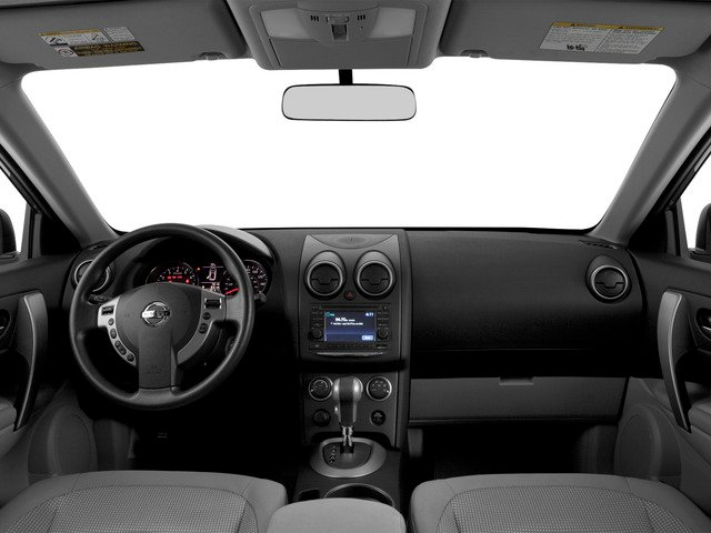 2015 Nissan Rogue Select Prices and Values Utility 4D S 2WD I4 full dashboard