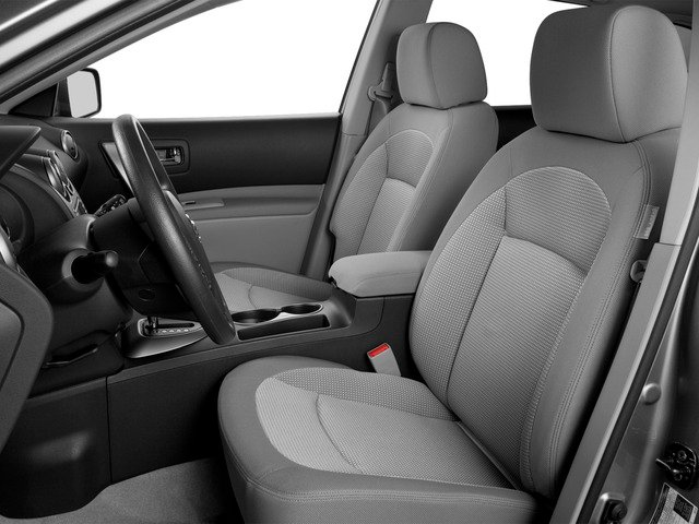2015 Nissan Rogue Select Prices and Values Utility 4D S 2WD I4 front seat interior