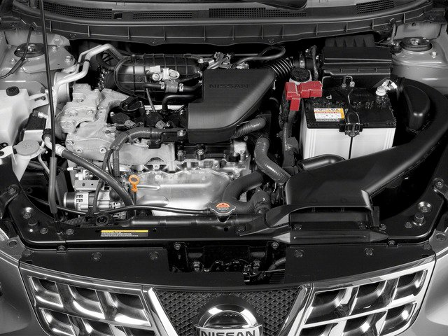 2015 Nissan Rogue Select Prices and Values Utility 4D S 2WD I4 engine