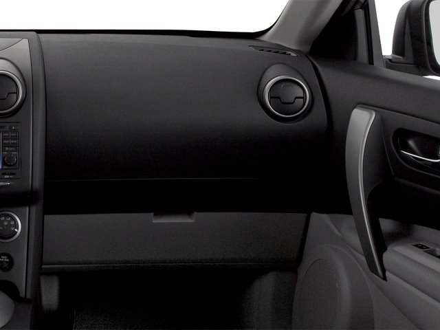 2015 Nissan Rogue Select Prices and Values Utility 4D S 2WD I4 passenger's dashboard