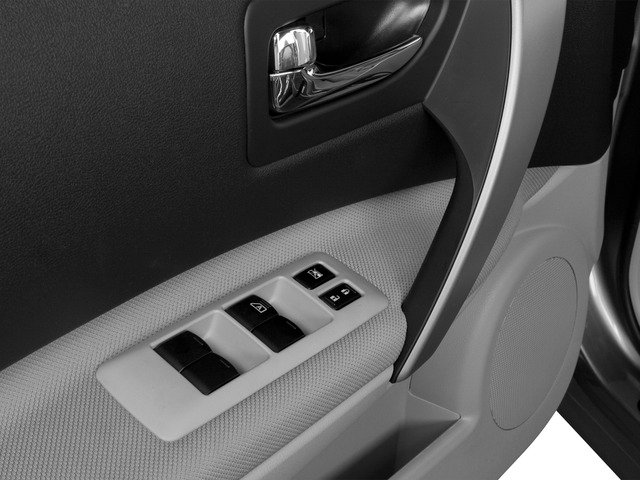 2015 Nissan Rogue Select Prices and Values Utility 4D S 2WD I4 driver's side interior controls